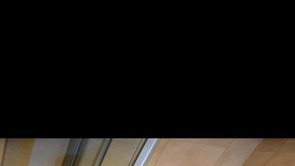 łazienka w pokoju standardowym w hotelu Doreta Beach