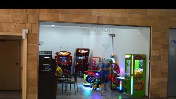 pokój gier dla dzieci w hotelu Doreta Beach