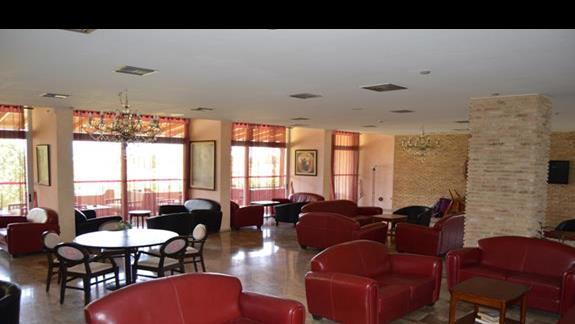 lobby w hotelu Roselands
