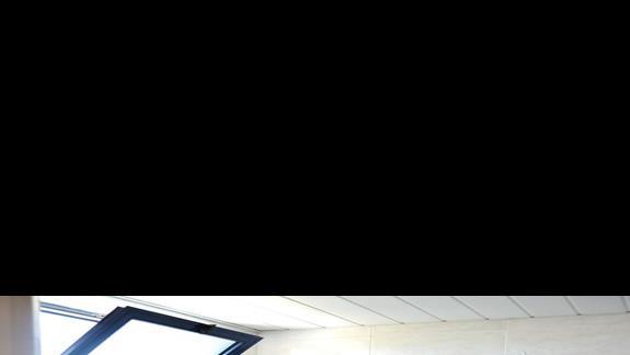 łazienka w pokoju standardowym w hotelu Roselands