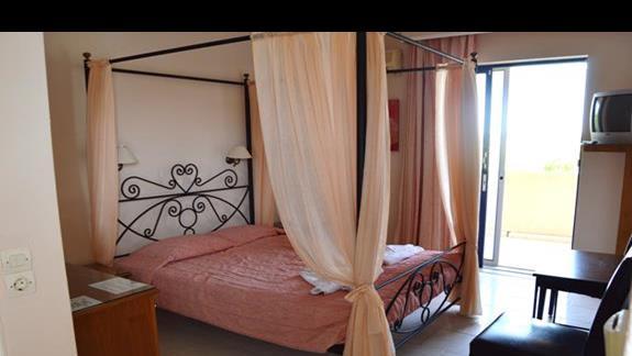 pokój standardowy w hotelu Roselands
