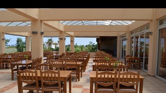 restauracja w hotelu Roselands