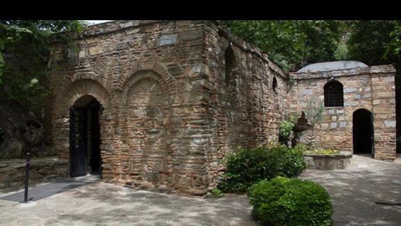 Dom Marii matki Jezusa niedaleko Efesu