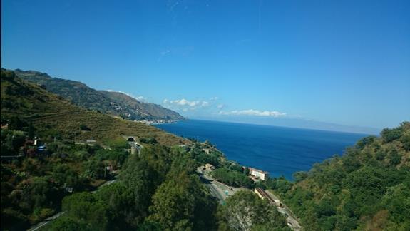 W drodze na Etne