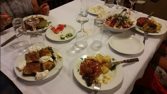 obiad w Xenonasie