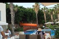 Hotel Lighthouse - taras + basen z ezjezdzalnia