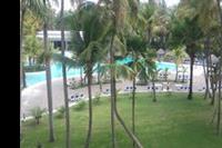 Hotel Riu Naiboa - widok z okna