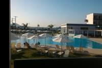 Hotel Evita Resort - widok z balkonu