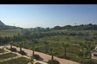 Hotel Caretta Island - Widok z budynku B / lewa strona