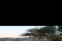 Hotel Lighthouse - Widok na restaurację ( część tarasowa) i plażę
