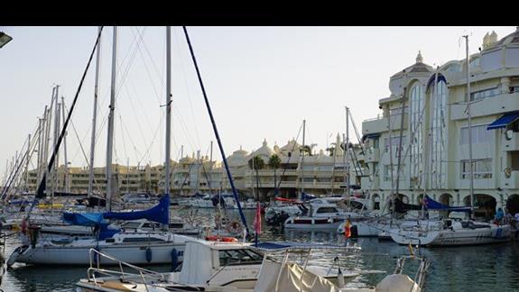 Port  w Benalmodena