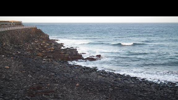 plaża Golf del Sur