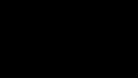Huśtawka z wystającym kamieniem