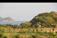 Hotel Caretta Island - widok z balkonu hotelu Caretta Island