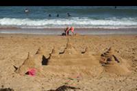 Hotel Auramar Beach Resort - Zamek na plazy