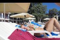 Hotel Regina - I znów basen przy hotelu Regina :)