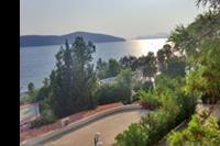 Hotel Bodrum Holiday Resort - widoki z pokoju