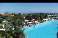 Hotel Limak Lara De Luxe - widok na basen