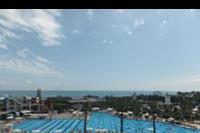 Hotel Delphin Imperial - widok na basen