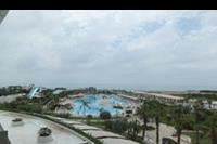 Hotel Baia Lara - widok z balkonu