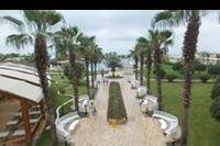 Hotel Baia Lara - teren hotelu