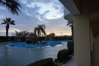 Hotel Blue Bay Family World Aqua Beach - widok z pokoju