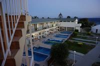 Hotel Blue Bay Family World Aqua Beach - pokoje z malymi basenami