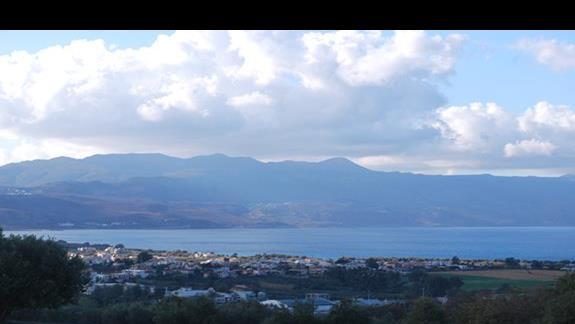 Widok na Maleme