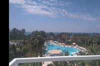 Hotel Seven Seas Blue - Widok z okna