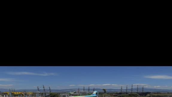 widok na basen główny