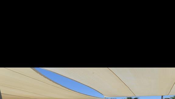 Plac zabaw przy plazy
