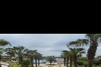Hotel Baia Lara - widok na ścieżkę do basenu