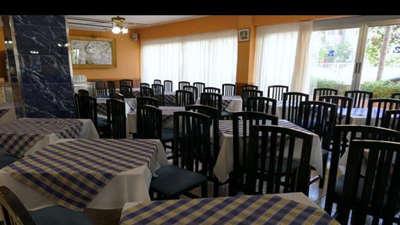 Restauracja w hotelu Costa Mediterraneo