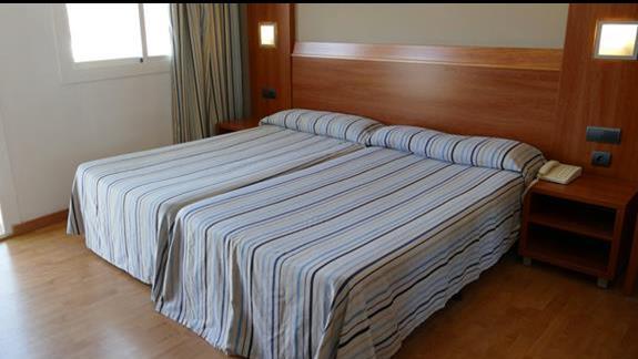 Pokój w hotelu Mix Alea