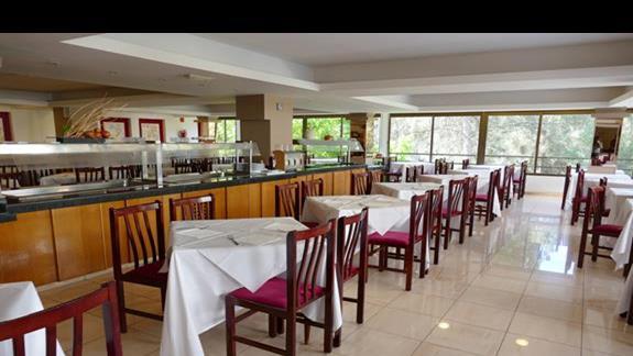 Restauracja w hotelu Mix Alea