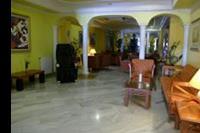 Hotel Manaus - Lobby w hotelu Manaus