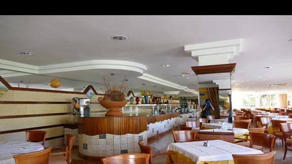 Restauracja w hotelu Manaus
