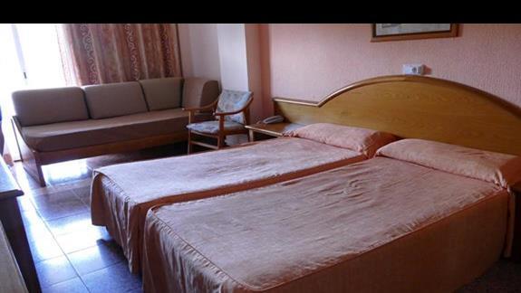 Pokój w hotelu Manaus
