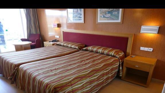 Pokój standardowy w hotelu Atlantic Park