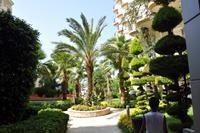 Hotel Mukarnas Spa Resort - ogórd
