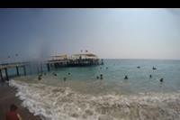 Hotel Mukarnas Spa Resort - morze