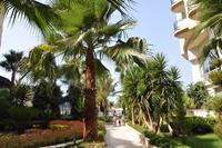 Hotel Mukarnas Spa Resort - ogród