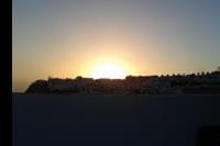 Hotel SBH Jandia Resort - zachód słońca