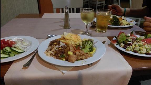 kolacja meksykańska