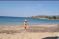 Hotel Ionian Sea - na plaży