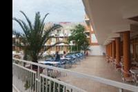 Hotel Nessebar Beach - Taras przy restauracji