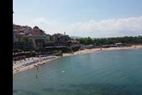 Hotel Izola Paradise - widoki z tarasu