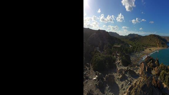 Piękne widoki Krety wschodniej :)