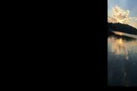 Hotel Chrousso Village - Zachód słońca w porcie przy plaży