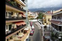 Hotel Don Manolito - Widok z balkonu
